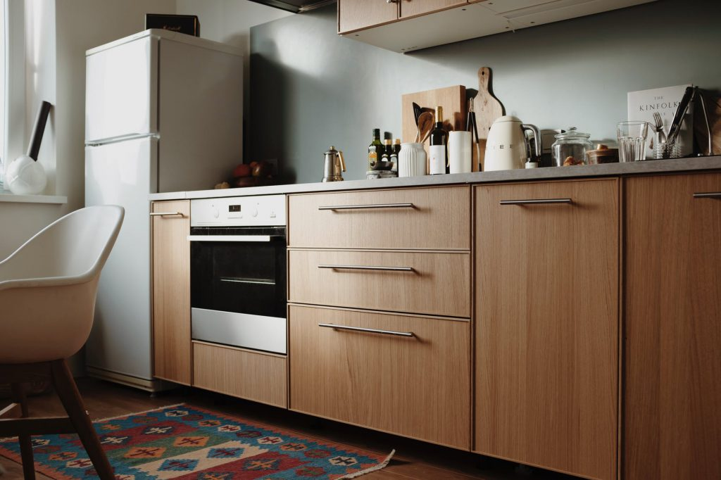 keuken onderhouden